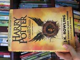 harry potter and the cursed child the special edition rehearsal script written by j k rowling