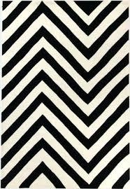 chevron black and white rug striped nz rugs a
