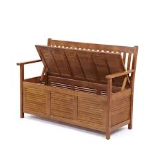 outdoor patio cushion storage bin outside bench wooden deck boxes containers waterproof outdoor cushion storage
