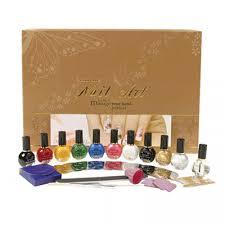 Konad Stamping Nail Art : Konad Nail Art Stamping Kit - Set A