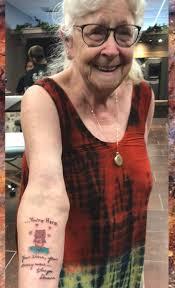 19 татуировок за которыми скрывается целая история Klevonet