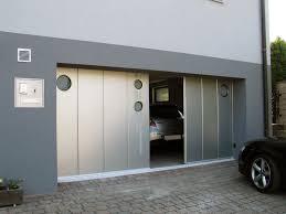standard garage door sizes height