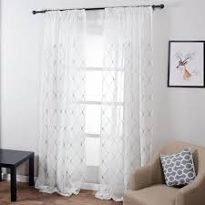 outstanding 96 sheer curtains 16 white target double wide 970x970