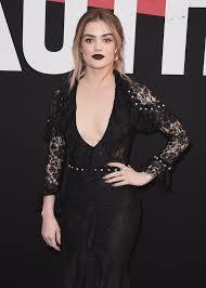 Lucy Hale At 'Truth or Dare' film premiere in Los Angeles - Celebzz -  Celebzz