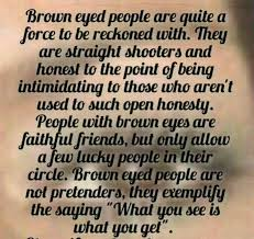 Beautiful Brown Eyes Quotes Best of Quotes About Dark Brown Eyes 24 Quotes