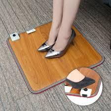 heated office floor mats feet warmer heated foot mat electric foot warmers thermostat warmer office winter