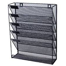 office paper holder. Image Is Loading Mesh-Wall-A4-Paper-Holder-Literature-File-Rack- Office Paper Holder