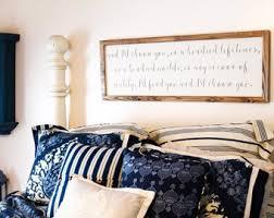 bedroom decor photos. Fine Photos Master Bedroom Wall Decor Choose You Sign   Id Wood Farmhouse On Photos H
