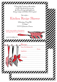 Kitchen Shower Sending Out Kitchen Shower Invitations Learn How To Create A