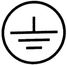 wiring diagram symbol for ground wiring image schematic ground symbols the wiring diagram on wiring diagram symbol for ground