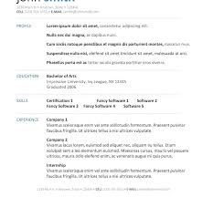 Resume Template Microsoft Word Resume Template Resume Template ...