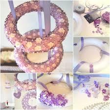 homemade-christmas-gift-ideas-baby-room-purple-decoration