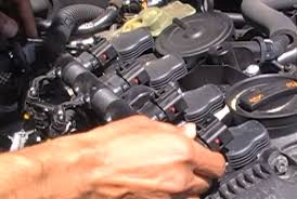 audi a4 b8 how to replace spark plugs and ignition coils audiworld  at 2006 Audi A4 1 8 T Cabriolet Coil Pack Wiring Harness