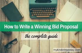 How To Write A Bid Proposal For Freelance Sites | My Kind Of Monday