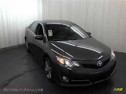 2012 Toyota Camry SE V6 in Cosmic Gray Mica - 006700   Autos of ...