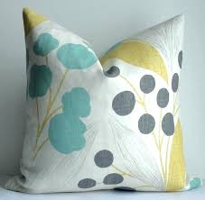 teal and yellow outdoor rug pillows gray remarkable turquoise brown throw white pil