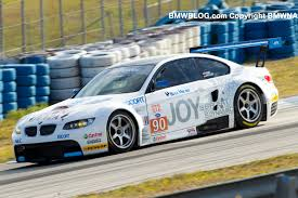 Exclusive: BMW Rahal Letterman unveils M3 racing cars for 2010 ...