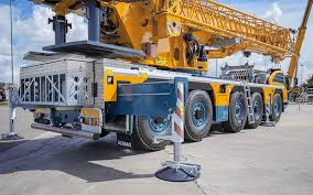 Ac 250 5 All Terrain Crane Demag Mobile Cranes