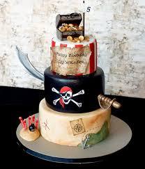Pirate Birthday Cake Images Hemmensland