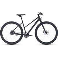 2020 Cube Hyde <b>Pro</b> Flat Bar Hybrid <b>Bike in</b> Black £799.00