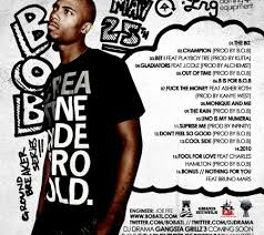 definitive jux. hip-hop tapes : def jux, b.o.b, j-rocc, gucci mane\u0026 definitive jux