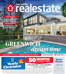 Real Estate Ad The Saturday Daily Telegraph Real Estate News Corp Australia