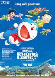 Bộ phim dài Doraemon mới nhất 『Nobita và Những Bạn Khủng Long Mới』 sắp ra  rạp