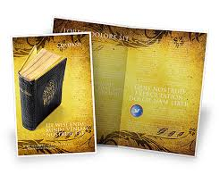 Christian Bible Brochure Template Design And Layout Download Now