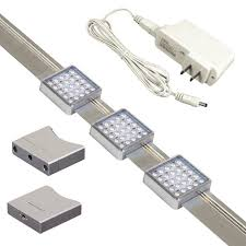 track lighting kits cable. jesco orionis dimmable slidable led undercabinet track kit link connector for abs lighting kits cable