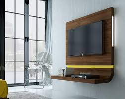 wall unit lighting. contemporary fenicia curved tv unit in various colours with lighting thumbnail wall