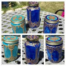 colorful moroccan lanterns with gold and silver (via jacqlyninwonderland)