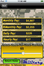 2010 Us Military Pay Chart Military Acronyms February 2013