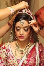 indian bridal wedding makeup looks 7