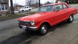 1963 Chevy II Nova 2 Door Sedan - YouTube