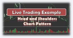 Forex Market Live Chart Live Trading Example Forex Head And Shoulders Chart
