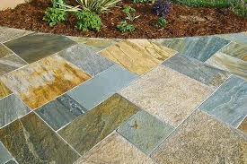 outdoor tile over concrete. Slate Tiles For Patio Choosing The Perfect Outdoor Flooring Material Angelica Pinto Exterior Tile Over Concrete . T