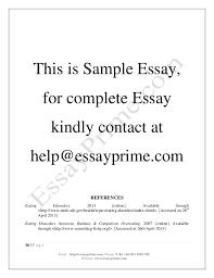 psychology in eating disorder essay sample eating disorders