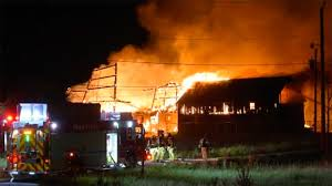 Also entertainment, business, science, technology and health news. Firefighters Battling Large Barn Blaze In Oakville Cp24 Com