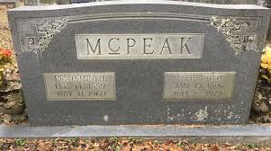 India Effie Boyd McPeak (1896-1979) - Find A Grave Memorial