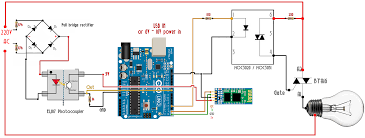 Pwm Ac Light Dimmer Module Code Arduino Ac Triac Dimmer