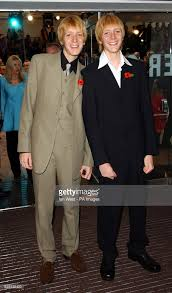 phelps brothers chamber of secrets pictures getty images actor twins james and oliver phelps who play the characters fred and george weasley
