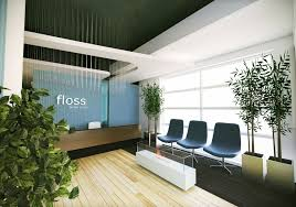 dental office architect. FLOSS Dental Studio- This Office Waiting Room Has A Bright, Clean, Modern Architect