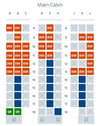 American Airlines American Eagle Seating Chart American Airline Seat Map American Airlines Aircraft