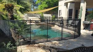 protect a child pool fence of
