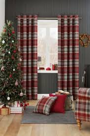 Living Room Wonderful Christmas Curtains For Living Room Ideas With Christmas  Curtains For Living Room ...