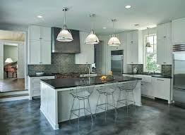 Granite Countertops And Backsplash Ideas New Backsplash For Black Cabinets Swistechs