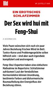 Erfolgs Blog Der Feng Shui Schule Schweiz Feng Shui Im Schlafzimmer