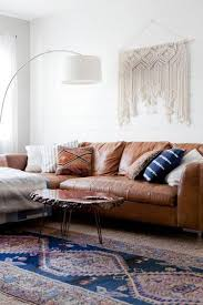 if you want to add a rustic touch to your living room consider using a tree trunk coffee table