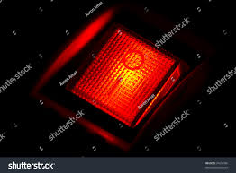 Red Light Switch Red Light Switch Stock Photo Edit Now 24676966
