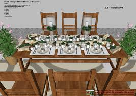 free outdoor timber furniture plans. ds100 - dining table set plans woodworking outdoor furniture free timber
